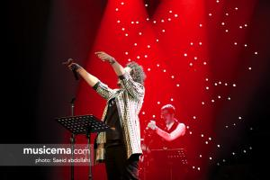 کنسرت سینا حجازی - 1 مرداد 1395