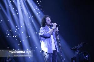 کنسرت سینا حجازی - 17 دی 1395
