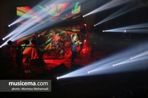 کنسرت سینا شعبانخانی در آبادان - 20 مرداد 1396
