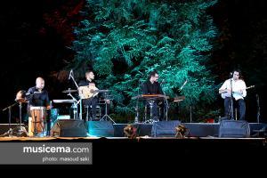 اجرای سهراب پورناظری و آنتونیو ری در فستیوال بارانا - 29 مرداد 1395