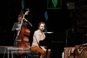 کنسرت رامبرانت تریو و حسام اینانلو در جشنواره موسیقی فجر - 24 دی 1395