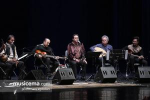 کنسرت گروه وزیری، کیوان ساکت و وحید تاج - 10 خرداد 1396
