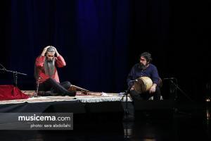 کنسرت پردگیان باغ سکوت (کیهان کلهر) - اردیبهشت 1396