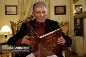استاد نادر گلچین