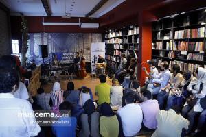 مراسم رونمایی آلبوم «رهگذر» با حضور تونی اورواتر و رامبرانت تریو در شهر کتاب دانشگاه - 17 شهریور 1396