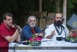 مراسم رونمایی از مجموعه اول «گنجینه هنر موسیقی ایران»