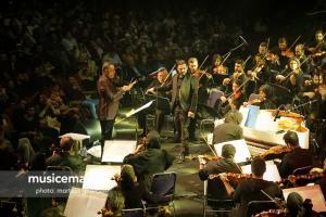 کنسرت عاشقانههای پاپ - اردیبهشت 1397