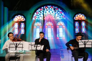 پنجمین جشن سالانه موسیقی ما - 15 دی 1397 (سری سوم)