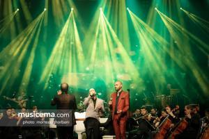 کنسرت عاشقانههای پاپ (شب دوم) - اردیبهشت 1397
