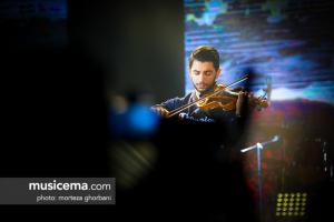 کنسرت امیرعباس گلاب - دی 1397