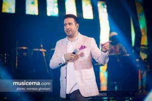 امید حاجیلی ؛ کنسرت تهران (مرداد1397)