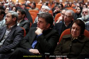 جلسه معارفه عباس سجادی در فرهنگسرای نیاوران
