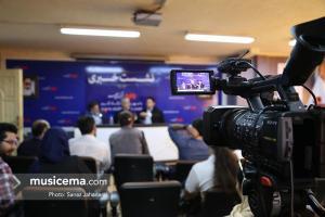 مراسم رونمایی نماهنگ «حریم» با صدای غلام کویتی پور