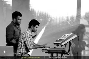 عکسهایی از حاشیههای کنسرت سیروان خسروی در برج میلاد