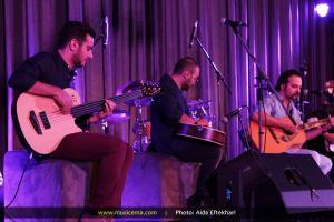 کنسرت شهریار مسرور و گروه ریتون - مهر ماه 1394