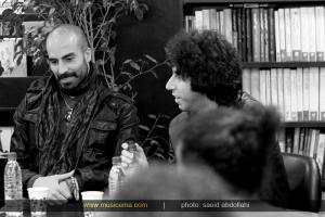 نشست نقد و بررسی آلبوم اشارات نظر - آذر 1393