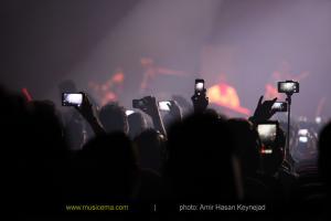 کنسرت مجید خراطها - تیر ماه 1394