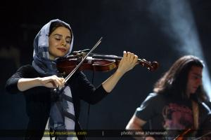 کنسرت گروه تندر - اردیبهشت 1393