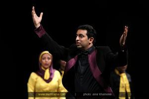کنسرت گروه آوازی تهران - شهریور 1393