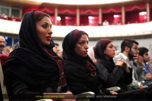 مراسم تقدیر از گروه آوازی تهران - مرداد 1393