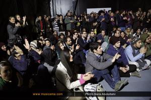 مراسم رونمایی از آلبوم «ایران 11» - بهمن 1394