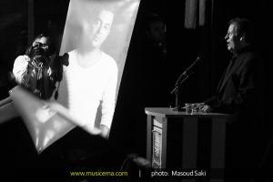 مراسم یادبود چهلمین روز درگدشت نیما وارسته - تیر 1393
