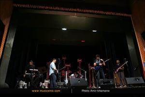 کنسرت گروه کانال - دی 1393