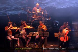 کنسرت گروه چارتار - اسفند 1393