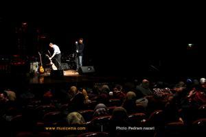 کنسرت کروه ماکان اشکوری - هفته موسیقی تلفیقی (دی ماه 1393)