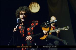 کنسرت گروه داماهی - شهریور 1394