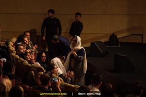 کنسرت علی زند وکیلی در برج میلاد - اردیبهشت 1395