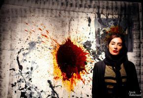 نمایشگاه «سمفونی صلح» با آثاری از ناصر پلنگی، ساغر مسعودی و کاوه آفاق