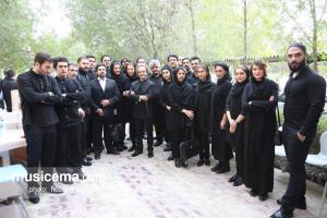 اجرای ارکستر سمفونیک تهران در مرکز همایشهای خلیج فارس عسلویه