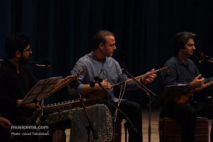 کنسرت علیرضا قربانی (یزد) - مرداد 1396