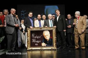 محمد موسوی ؛ مراسم بزرگداشت نوازنده خوش نام نی ایران