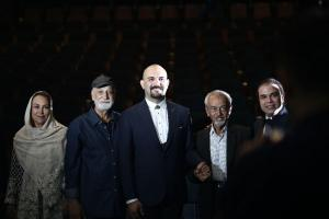 کنسرت حامد فقیهی در شیراز - اردیبهشت 1398