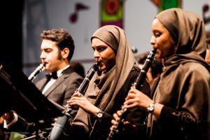 کنسرت های جشنواره موسیقی در شیراز - بهمن 1393