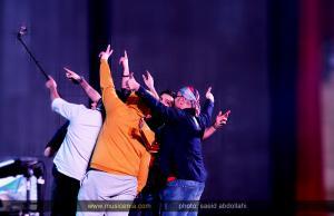 کنسرت سیروان خسروی - سیامین جشنواره موسیقی فجر