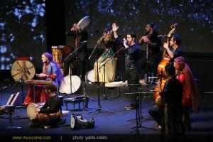 کنسرت گروه رستاک - شهریور 1392