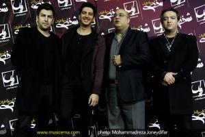 نشست خبری آلبوم «شخصی» فرزاد فرزین