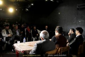 مراسم رونمایی از آلبوم بادآباد
