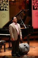 دو نوازی ویلن و پیانوی «سامان احتشامی» و «بابک شهرکی»