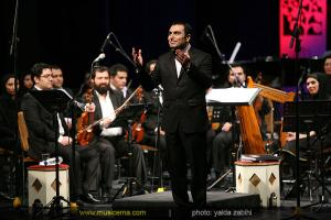 اجرای ارکستر آکادمیک تهران - جشنواره موسیقی فجر