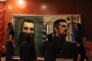 جوان های ایرانی به پای اعتقادات و وطن شان میایستند...