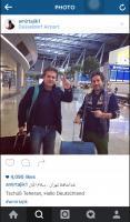 «امیر تاجیک» به آلمان مهاجرت کرد؟