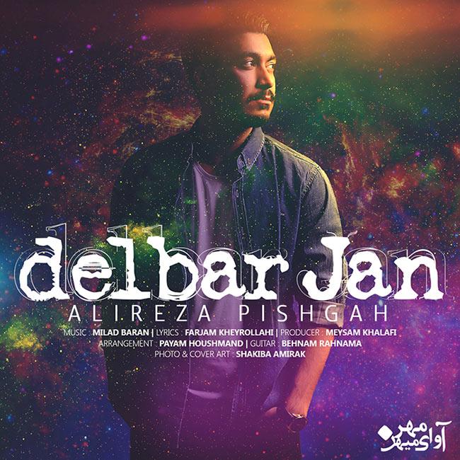 Alireza Pishgah - Delbar Jaan